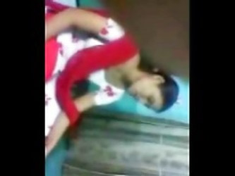 Amateur Indian Uncle With His Gf...