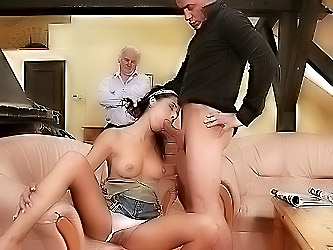 Hung neighbor does wife