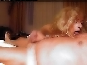 Kinky Blonde Amateur Gives A Hot...