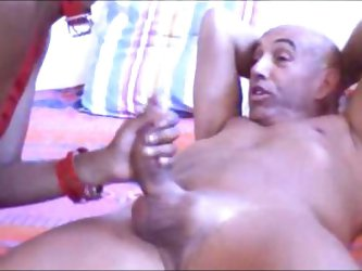 Oriental Arabian Tahirah in 69 and Hot Sex with Big Western Republican French Penis