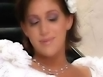 Bride And Her Lesbian Friend Hav...