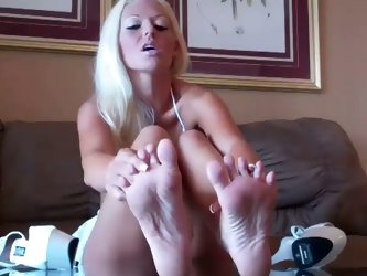 Sexy feet addiction compilation