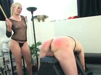 Rude mistress ariel fuck her man with a strap-on