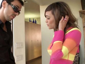 The best way to hurt Johny is to fuck his girlfriend