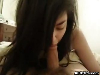 Amateur girlfriend hot deepthroat pov blowjob