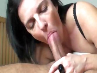 slut wife knows how to wank her man 3 of 8