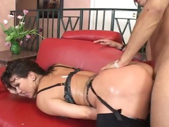 Busty mom ava devine drilled hard