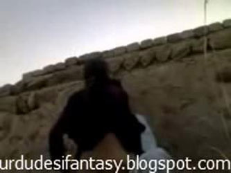 Pathan girl having sex with her cousin - v risky