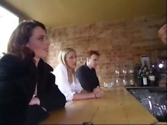 BBQ British Bar Slags Anal Job Audition