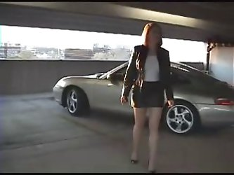 Elise Erotic - Agent E in The Shoe Caper