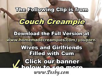 Couch Creampie