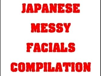 Japanese Messy Facials