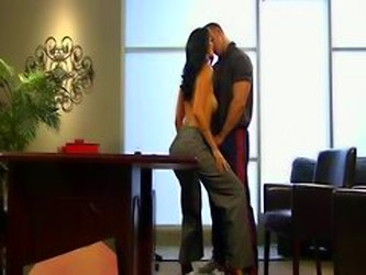 Busty Cougar Zoey Holloway Sex On Desk