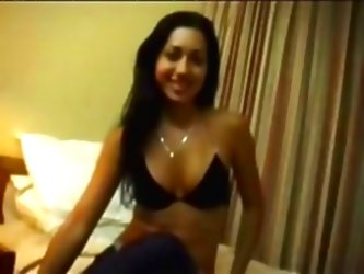 Amira  Girlfriend In Hotel Room