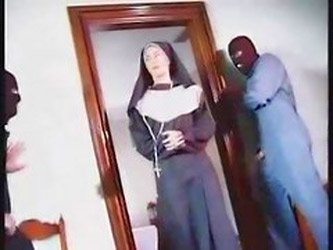 Nun Gets Attacked