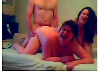 AFF Webcam - Foursome (part 1 of 3)