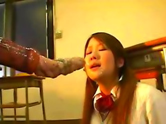 Tentacles Cum On Schoolgirl