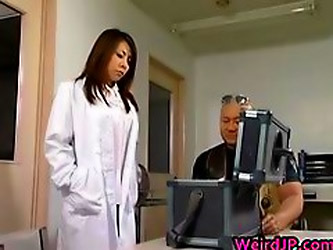 Asami Ogawa Hot Asian Chick Vs Tentacles Part1
