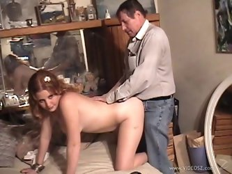 Amateur porn hottie Cherry Poppens gets nailed in porn audition