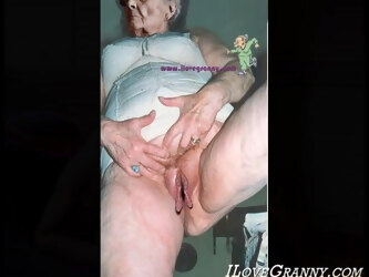 ILoveGrannY, Amateur Matures in Slideshow Video