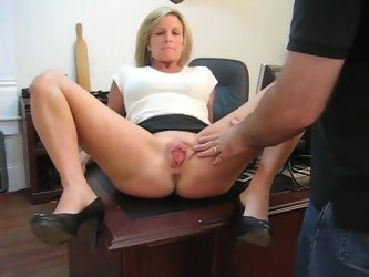 Humiliated Secretary