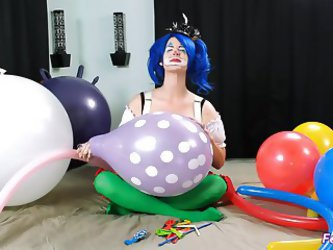 Perverted Clown Kinky Katie Preview