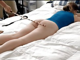 Amateur Blonde Punishment (Gif Compilation4)