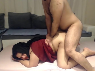 INDIAN DESI BHABHI FUCKED HARD BY HER DEVAR SECRETLY AT HOME !