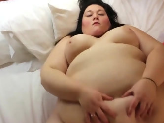 POV riding this SSBBW