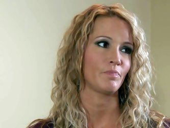 Jessica Drake is a milfy porn star that stars in hot porn movies over and over again. She's a sexy blonde woman with perfect body. She makes man