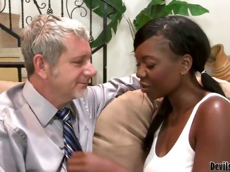Jessica Grabbit loves his white older boner