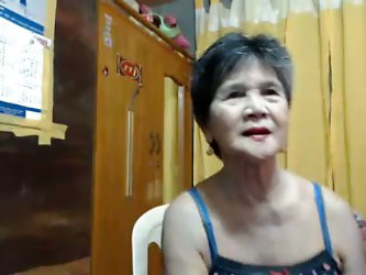 My Japanese old wife was getting naughty on webcam and showing her old pussy and loose tits to horny guys. These freaks like mature ladies.