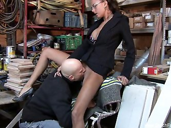 Dutch MILF With Glasses Great Sex