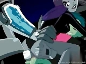 Teen Titans Sex Video