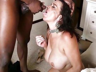 Whore Mom Ravaged by Her Gardener
