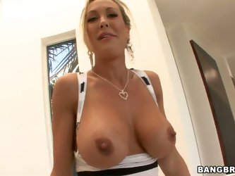 Brandi Love has very nice large tits