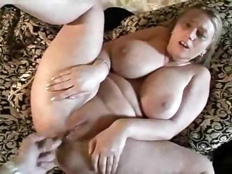 Big titty blonde girl with anal lust