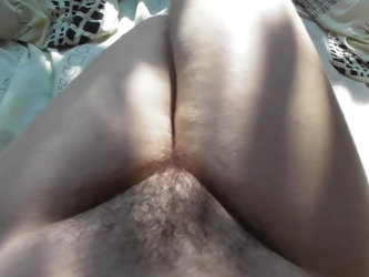 Hairy mature rimming