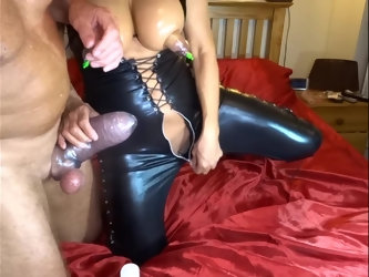 Horny milf gets dicked harad by her horny man