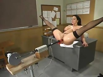 Big-Titted And Booty dark haired Siren Angelica Sin likes It large